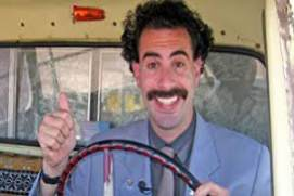 Borat: Subsequent Moviefilm 2020