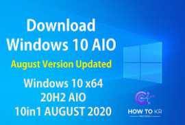 Windows 10 20H2 AIO v19042.572 x86 Outubro 2020