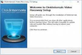 DiskInternals Video Recovery 7